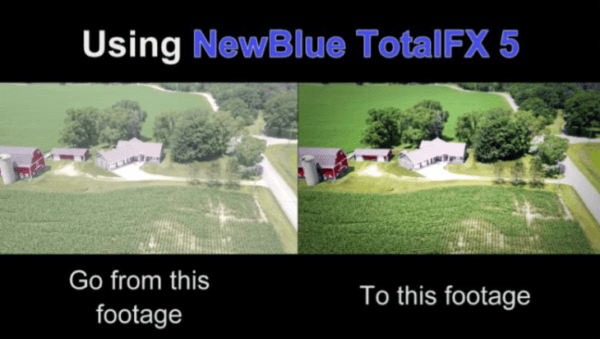 Elevate Your Drone Footage with TotalFX 5